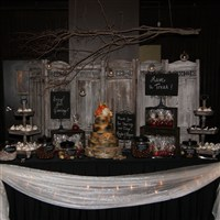 Sweet/Cake Table Combo